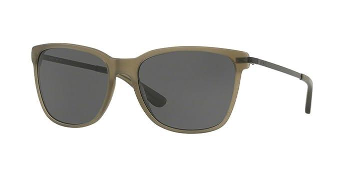 DKNY 0Dy4151, Gafas de Sol para Mujer, Matte Olive, 57 ...