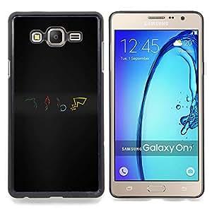 - P0Kemon Elements - - Cubierta del caso de impacto con el patr??n Art Designs FOR Samsung Galaxy On7 G6000 Queen Pattern