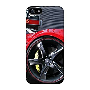 Rosesea Custom Personalized Hot YjK18059KhIG Cases Covers Protector For Iphone 5 5s- Audi R8