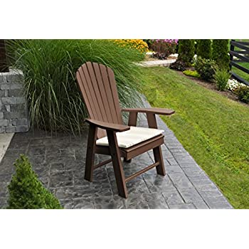 BEST POLY WOOD ADIRONDACK CHAIR PORCH FURNITURE U0026 PATIO SEATING, Upright  Design For Stylish Outdoor