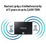 Samsung 860 EVO 500GB 2.5 Inch SATA III Internal