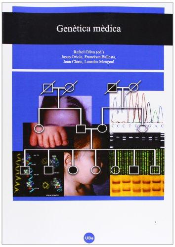 Descargar Libro Genètica Mèdica Joan Clària Enrich