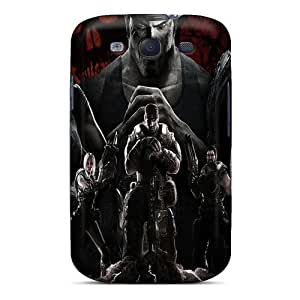Quality CollectingCase Case Cover With Gears Of War 3 Nice Appearance Compatible With Galaxy S3