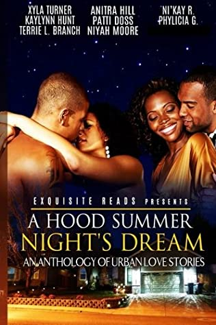 book cover of A Hood Summer Night\'s Dream