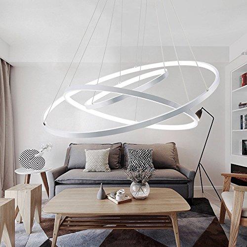 Led Ring Pendant Light - 3