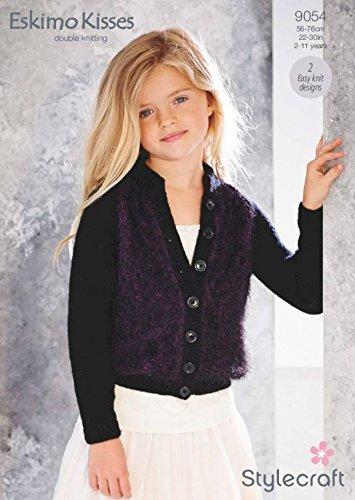 Amazon Stylecraft Childrens Cardigans Eskimo Kisses Knitting