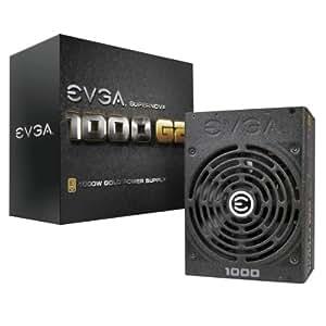 EVGA SuperNOVA 1000 G2 80+ GOLD, 1000W Fully Modular NVIDIA SLI and Crossfire Ready 10 Year Warranty Power Supply 120-G2-1000-XR