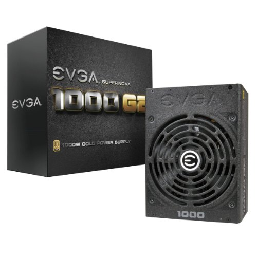 EVGA SuperNOVA Crossfire Warranty 120 G2 1000 XR product image