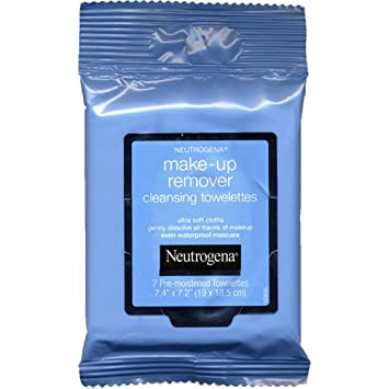 Neutrogena Make-Up Remover Cleansing Towelettes 7 Count Pack of 12