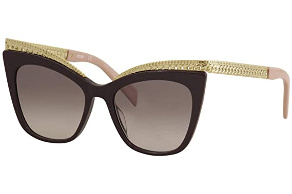 Moschino Gafas de Sol MOS009/S VIOLET/GREY VIOLET SHADED ...