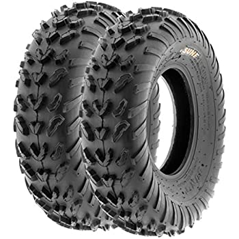 Amazon com: Carlisle Trail Wolf ATV Tire - 19X8-8: Automotive