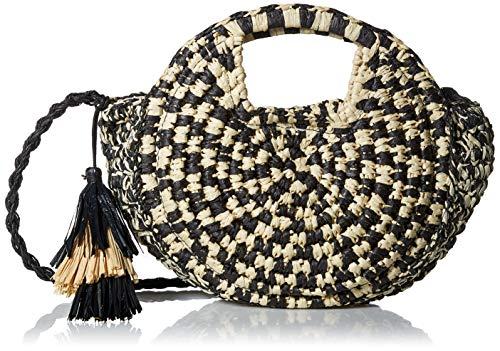 Lucky Inly Circle Crossbody, Black/Natura/ - Handbag Lucky Bag Black