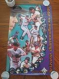 1999 Arizona Diamondbacks Arizona Republic Poster Pstr8