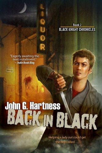 B.o.o.k Back In Black (The Black Knight Chronicles Book 2) [K.I.N.D.L.E]