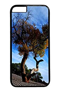Desert Tree PC Case Cover for iphone 6 plus 5.5inch black