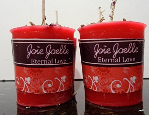 Amazon com: Eternal Love Red Spell Ritual Votive Candles