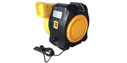 Amazon.com: 2HP hinchable inflador Bounce Casa Blower ...