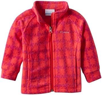 f4e4848b1 Columbia Baby-Girls Infant Benton Springs Printed Fleece Jacket