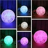 VT BigHome Rechargeable 3D Magical LED Luna Night