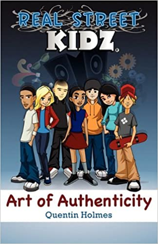 Real Street Kidz: Art of Authenticity