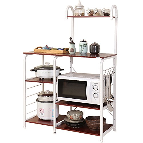Dland Microwave Cart Stand 35.4
