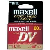 Maxell Mini Digital Video Tapes (Single) Product Category: Video Tape & Accessories/Mini Digital Video Tape