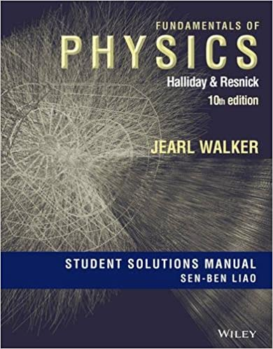 Amazon student solutions manual for fundamentals of physics student solutions manual for fundamentals of physics tenth edition 10th edition fandeluxe Gallery