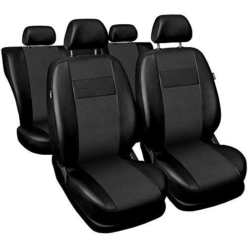 Saferide   Universele grijze stoelhoezen stoelhoezen voor auto stoelbeschermer set beschermhoezen autostoel…