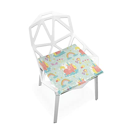 Terrific Amazon Com Tsweethome Comfort Memory Foam Square Chair Gmtry Best Dining Table And Chair Ideas Images Gmtryco