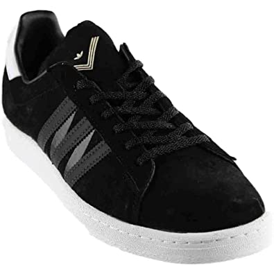 finest selection fe376 59234 adidas Womens Campus 80 Black BA7516 (Size ...