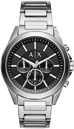 Armani Exchange Men s AX2600 Stainless Steel Watch