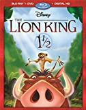 DVD : The Lion King 1 1/2 [Blu-ray]