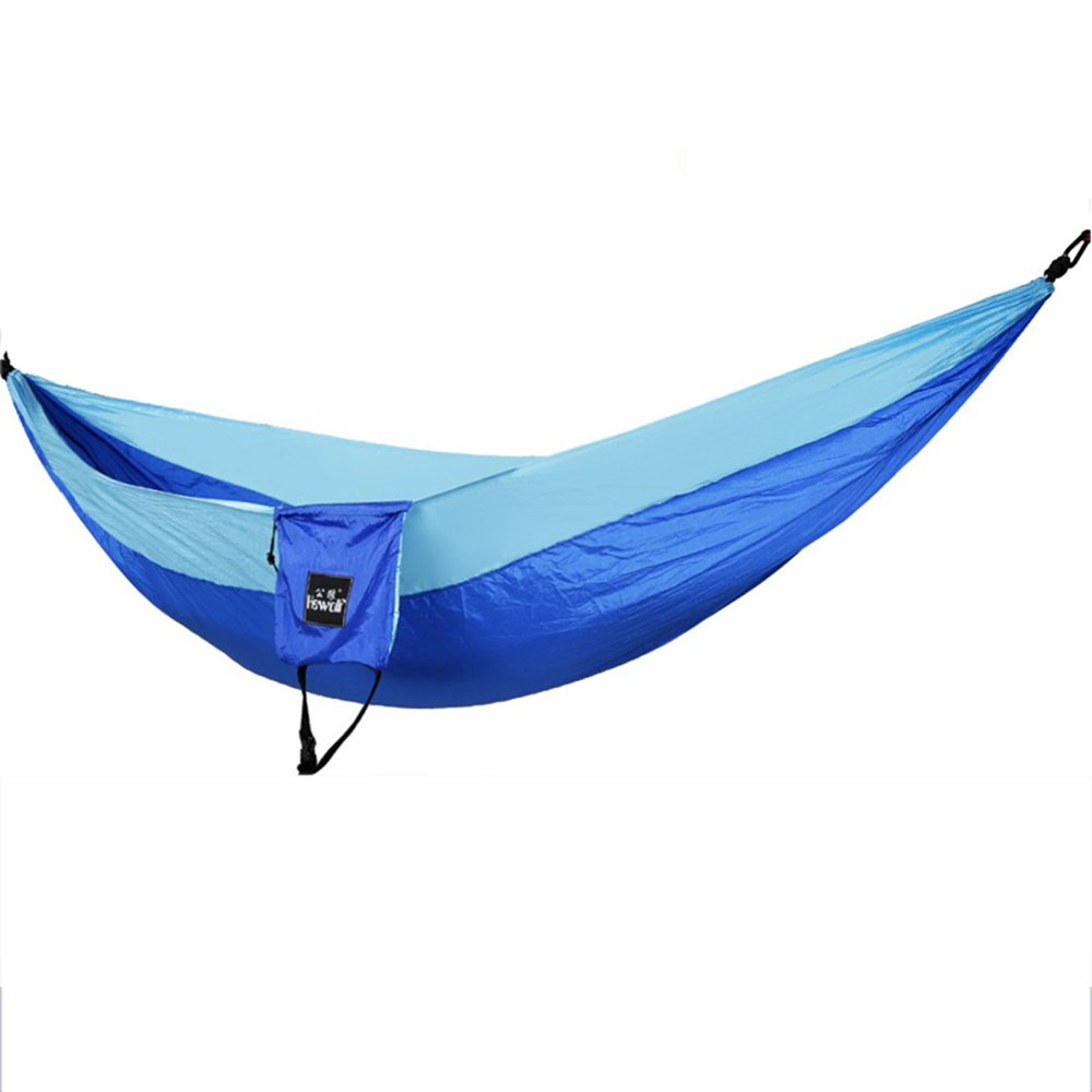 D Without straps ZDDAB Outdoor Single Double Hammock, Indoor Dormitory Bedroom Swing, Household Adult Sleeping Hammock (color   D, Size   Without Straps)