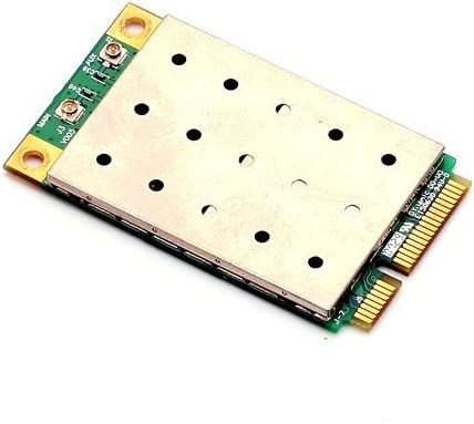 Atheros AR5BXB63, 802 11bg. Wireless Mini PCI-E cards, A: Amazon ...