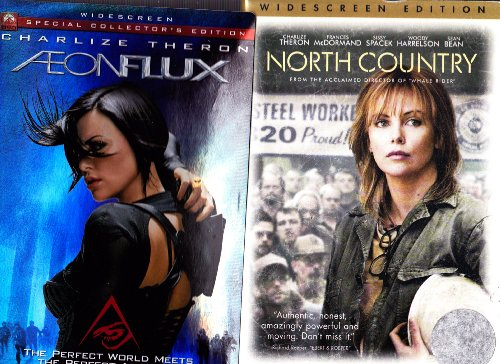 North Country , Aeonflux : Charlize Theron 2 Pack Collection
