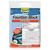 Tetra Pond Fountain Block 6 Count, Controls Algae