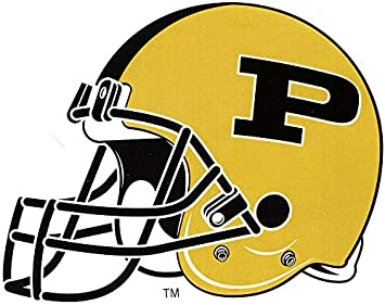 Purdue Boilermakers NCAA Football Sports Wall Decal Vinyl Sticker For Room Home