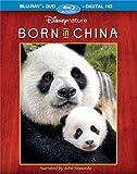 Disneynature: Born In China [Blu-ray]