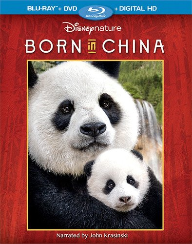 (Disneynature: Born In China [Blu-ray])