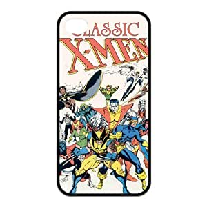 X Men iPhone 4 4s Case Marvel Comics Characters Collection X-Men For Apple iPhone 4/4s Colorful Hard Case Cover at NewOne Kimberly Kurzendoerfer
