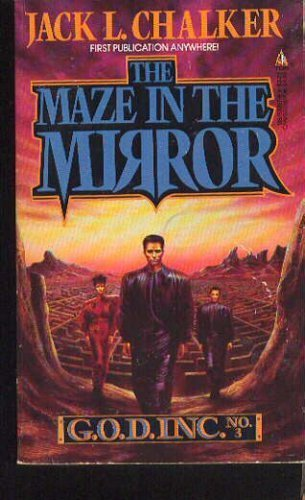 book cover of The Maze in the Mirror