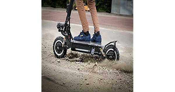 Amazon.com: OUTSTORM 56MPH High Speed Electric Scooter for ...