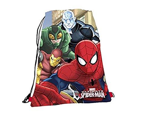 Held Spiderman Rucksack Tasche 31x39cm vYXgqc