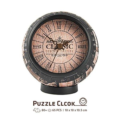 (Pintoo - KC1006 - Forever Lasting - 145 Piece Plastic Clock Puzzle)