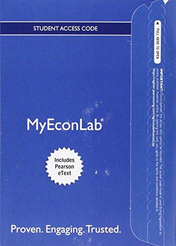 Microeconomics Myeconlab Stud.Access