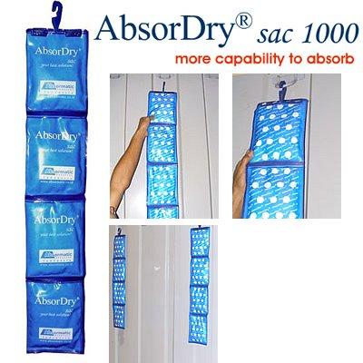 Amazon.com: absor Dry Sac 1000: Health & Personal Care