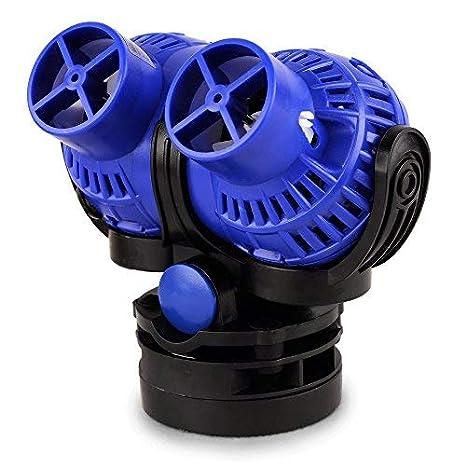 FREESEA Aquarium Wave Maker Power Head Circulation Pump with Magnet Suction  Base for 20-100 Gallon Fish Tank