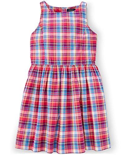 madras dress - 9