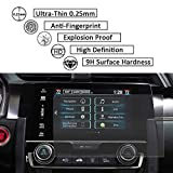 """Product review for 2 Pcs Honda Tempered Glass Screen Protector Foils Fit the 2016 2017 Civic EX EX-T EX-L Touring 7"""" GPS Display"""
