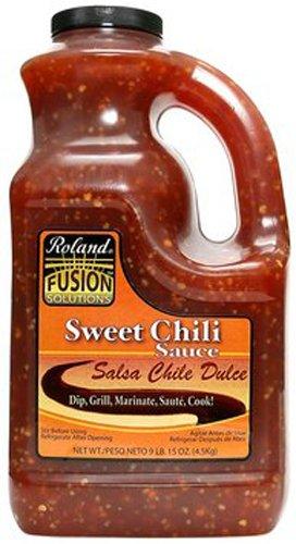 - Roland Fusion Sweet Chili Sauce, 1-Gallon Plastic Jug